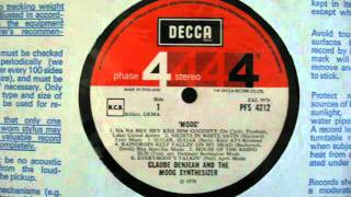Claude Denjean - Na Na Hey Hey Kiss Him Goodbye - Moog! - 1971