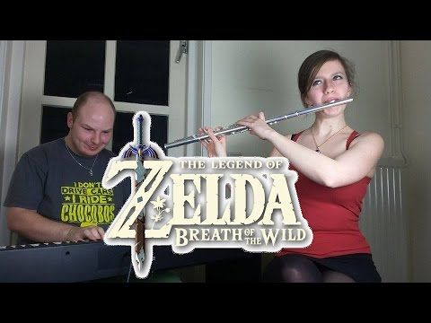 The Legend of Zelda: Breath of the Wild - Prince Sidon (Piano and Flute Cover)