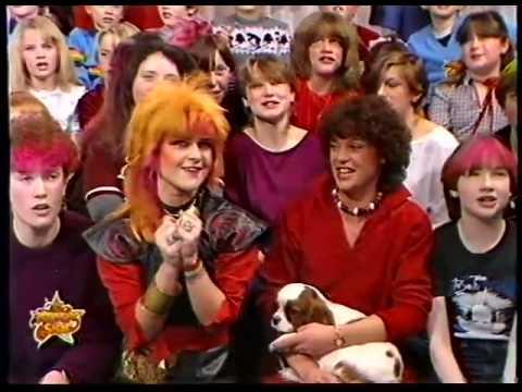 Toyah on The Saturday  1983