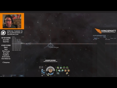 EVE Online: Wormhole Diving, Cloaky Style