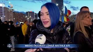 Stirile Kanal D (30.03.2021) -  Proteste de proportii in toata Romania! | Editie de seara