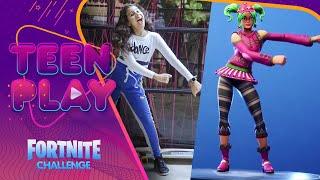 Baixar FortNite Challenge - Teen Play | FitDance Teen