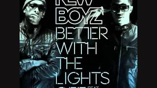 New Boyz Better With The Lights Off ORIGINAL INSTRUMENTAL