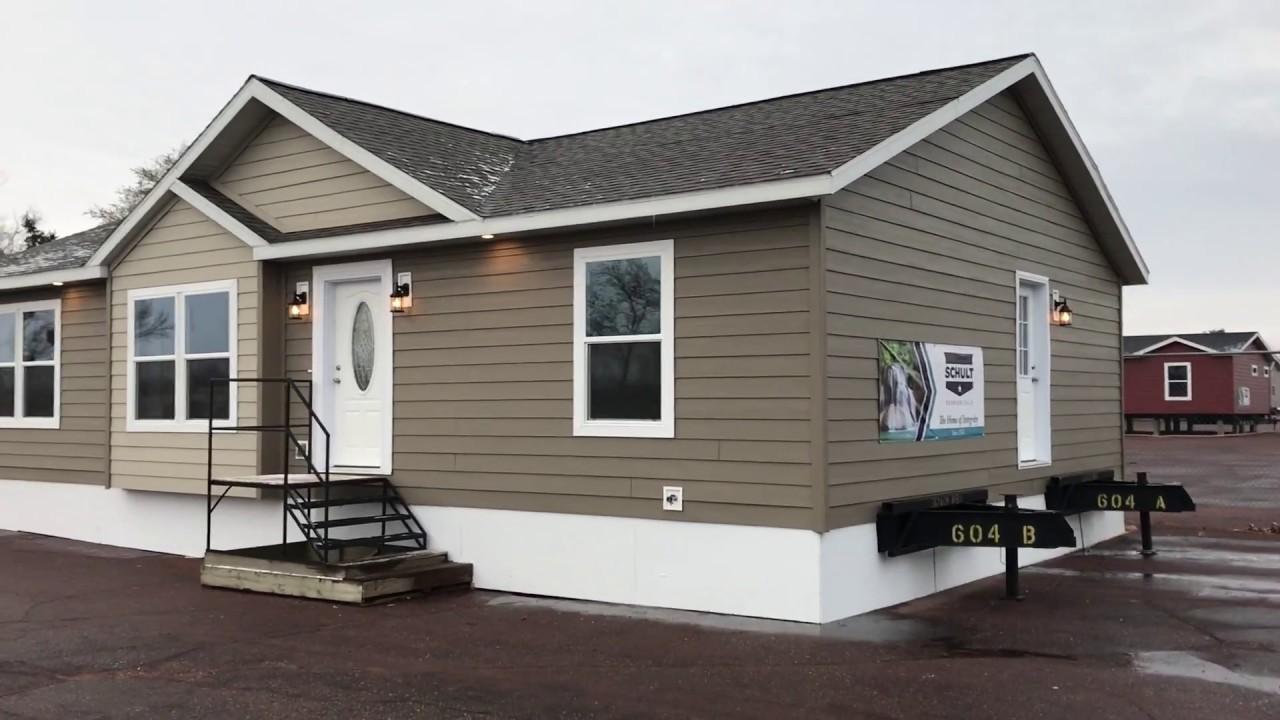 Schult Modular House(48x28) - Hinn's Homes in Chadron,  Nebraska(308-432-4450) www hinnshomesinc com