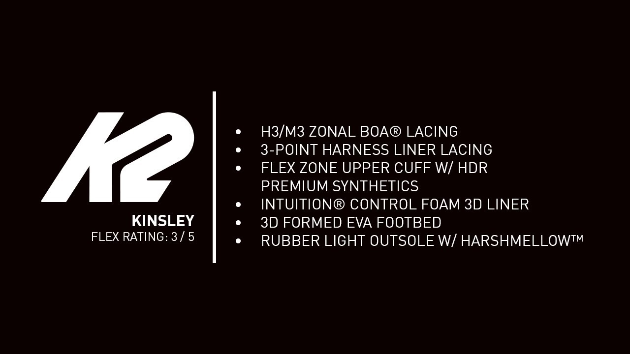 K2 Kinsley Boot | 2020 Snowboard Boots