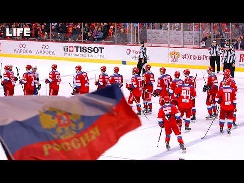 Состав сборной России по хоккею на ЧМ