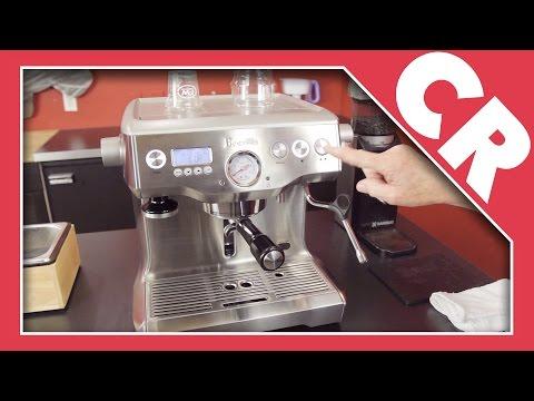 Breville Dual Boiler Espresso Machine | Crew Review