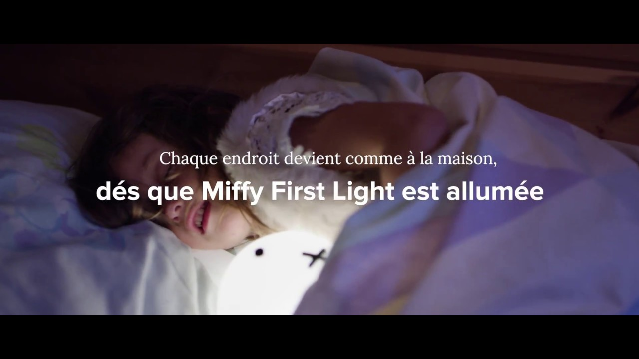 Lampe Veilleuse Lapin Miffy lampe à poser miffy première lampe (30 cm)