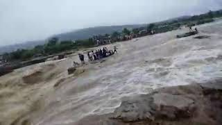 Sultangad water fall accident 15 Aug 2015