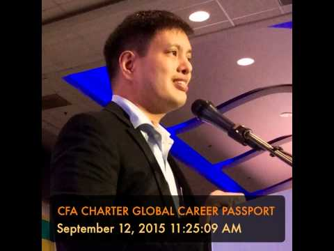 CFA CHARTER GLOBAL CAREER PASSPORT