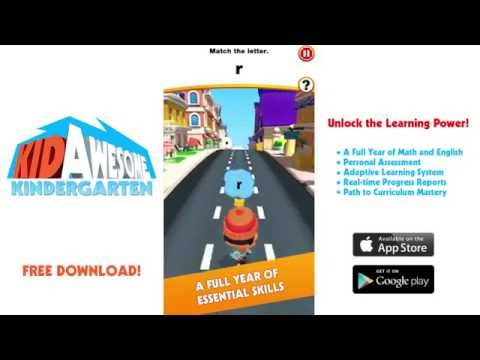 Kid Awesome Kindergarten FREE – Apps bei Google Play