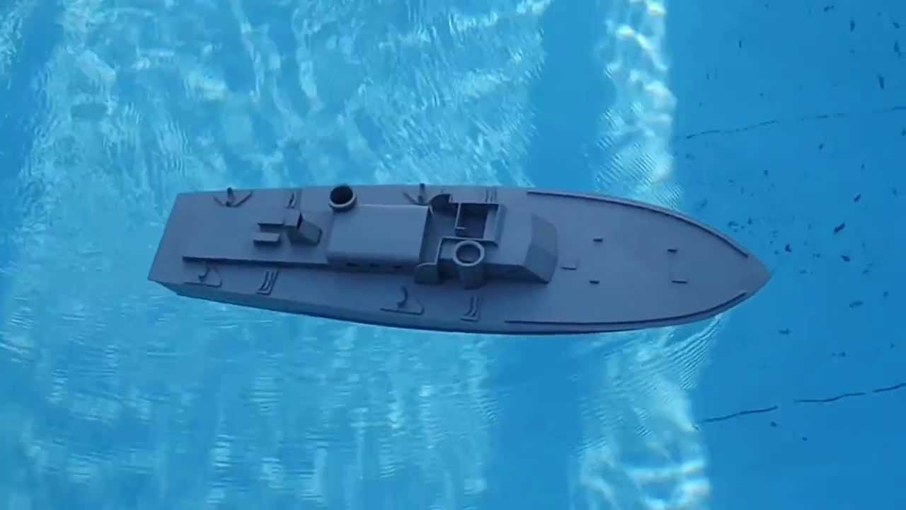 "1:32 scratch build PT Boat RC model ........first ""sea ..."