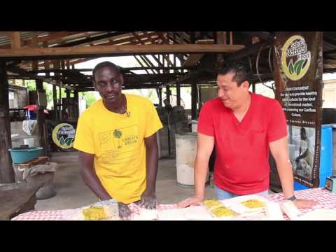 Great Belize Cooking - Episode 3: Dangriga (Cassava Bread & Ratty)