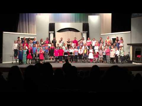 Milliken Elementary School 4th Grade Program 2015