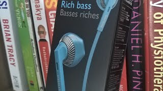 Video Philips SHE3205  Rich Bass Review | Best Philips earphones? download MP3, 3GP, MP4, WEBM, AVI, FLV Juni 2018