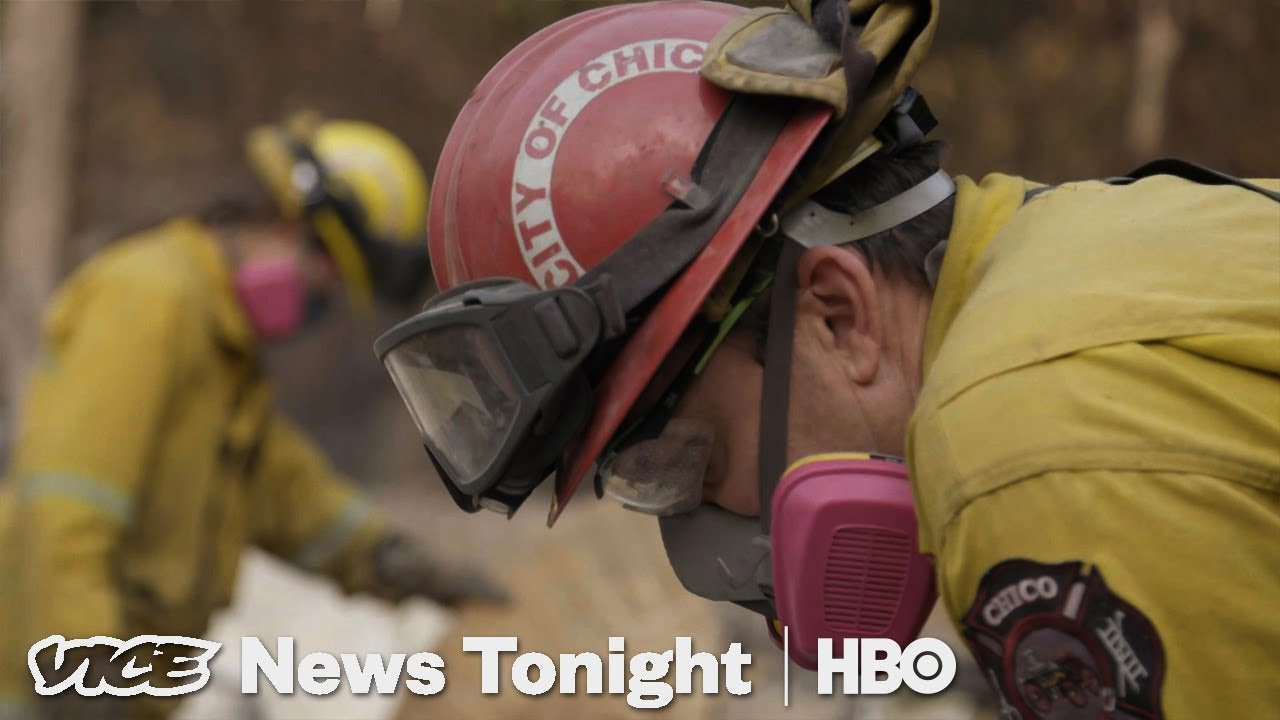 Wildfire Body Count & School Shooting Theater: VICE News Tonight Full Episode (HBO)