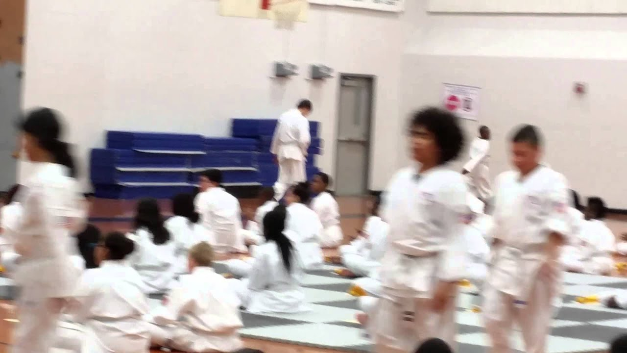 Hodges Bend Middle School 2015 Kickstart Program - YouTube