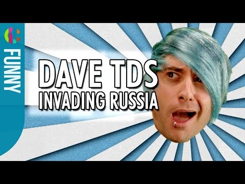 "Dan TDM parody ""Gamer Dave TDS""   Horrible Histories"