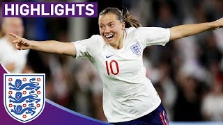 Kirby Hits Two in Two! | Lionesses Highlights | Brazil and Australia