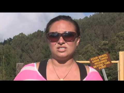 "Search for missing Maui woman Moreira ""Mo"" Monsalve - Polipoli, Maui."