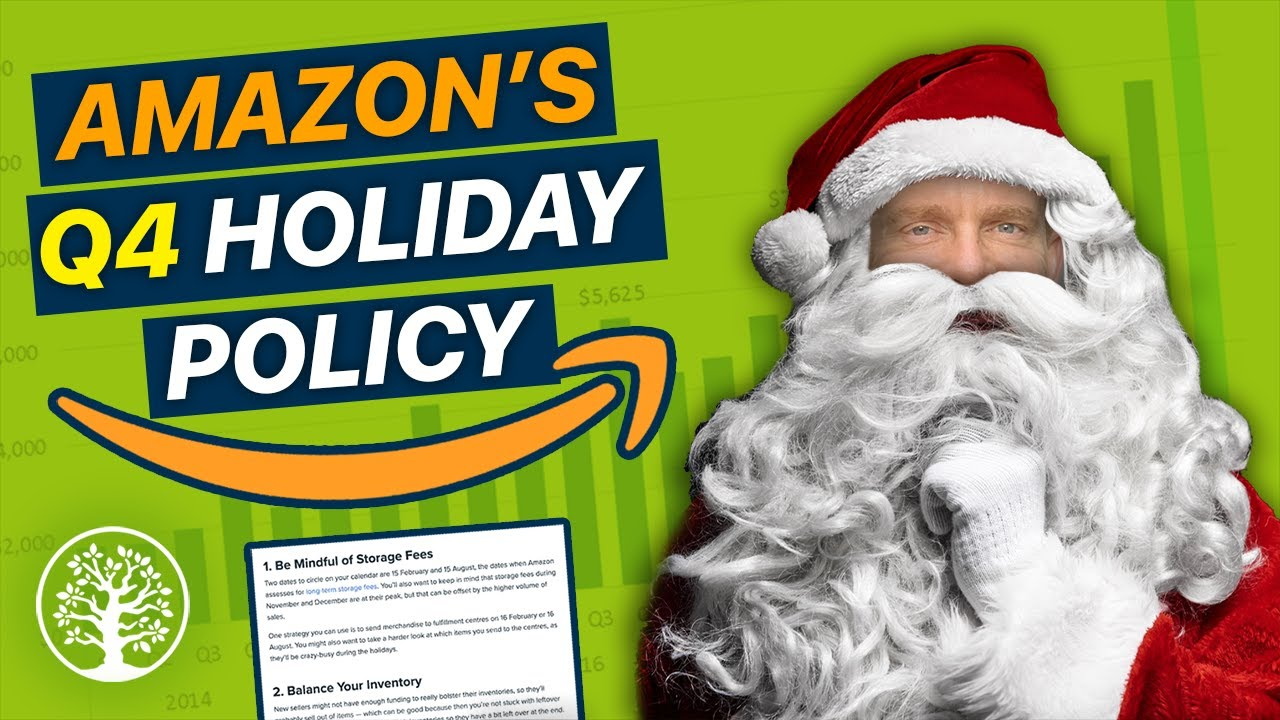 Amazon Q4 2020 Holiday Returns Policy | FBA News Update