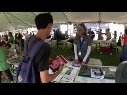 HART at the Honolulu Community College Sustainability Ho'olaule'a