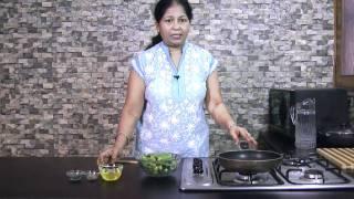 Stuffed Bhindi Recipe- Stuffed Okra- Bharwa Bhindi Masala thumbnail