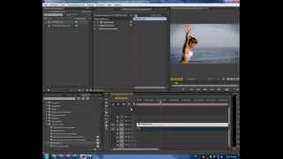 Как применить эфекты ко всем клипам в Adobe Premiere