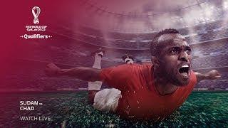 Sudan v Chad - FIFA World Cup Qatar 2022™ qualifier