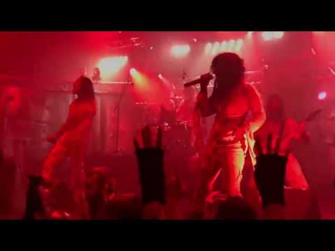 """Lacuna Coil performs """"Blood, Tears, Dust"""" {4K} live in Athens @Piraeus117 Academy, 19.11.2017"""