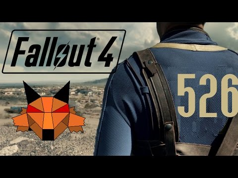 Let's Play Fallout 4 [PC/Blind/1080P/60FPS] Part 526 - Suffolk County Charter School