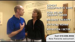 We are merging! Back Pain Relief Therapies, West Chester PA