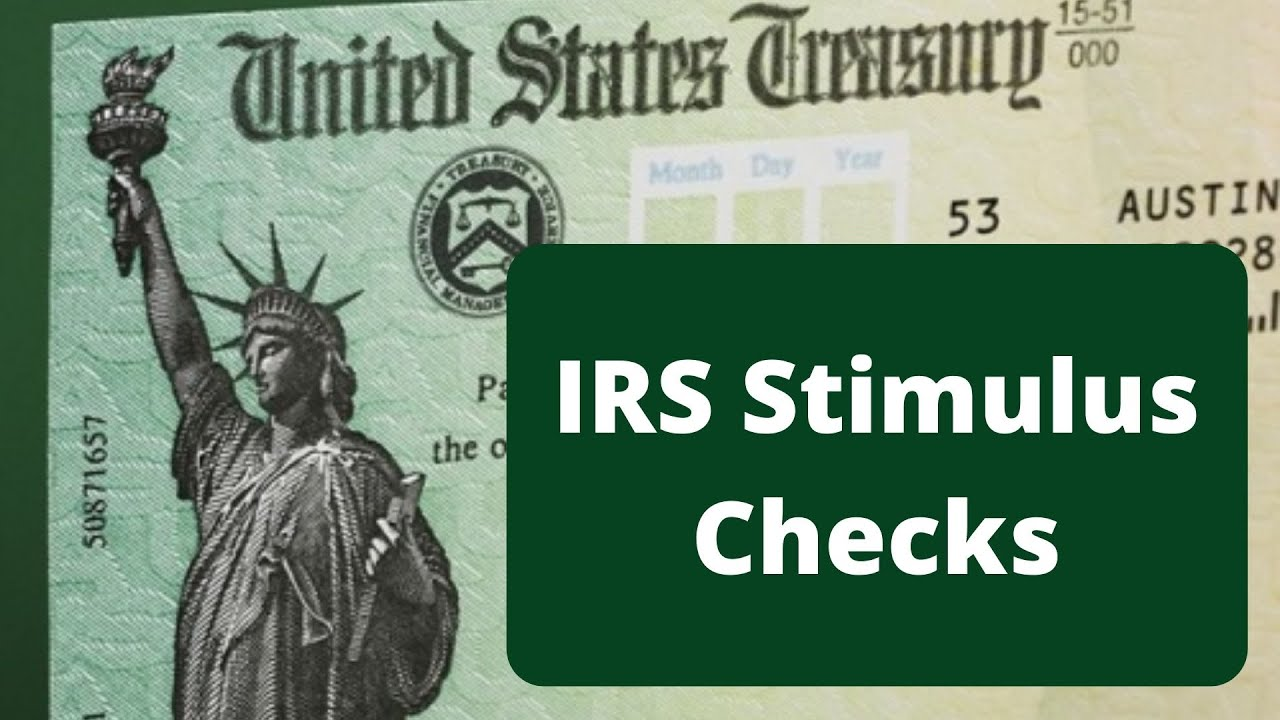 Stimulus Checks: 5 Things the IRS Wants You to Know