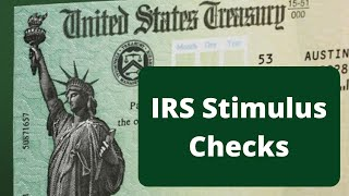 Irs Stimulus Checks: Eligibility & Timing