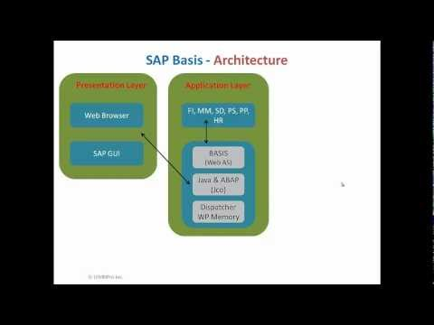 Introduction to SAP BASIS