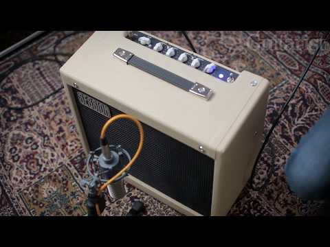 Award Session Bluesbaby BB45 1x12 Combo Demo