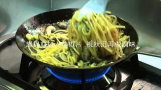 蒜香蘑菇義大利麵
