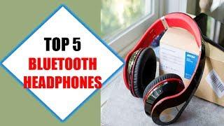 Top 5 Best Bluetooth Headphones 2018 | Best Bluetooth Headphone Review By Jumpy Express