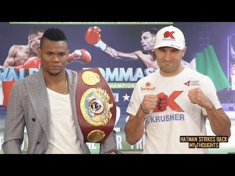ELEIDER ALVAREZ VS SERGEY KOVALEV - REMATCH: FIGHT PREVIEW