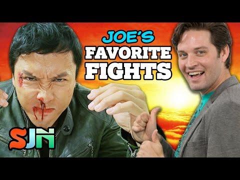 Joe's Favorite Martial Arts Fight s
