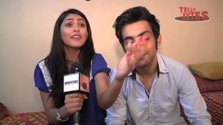 Mrunal and Arijit aka Bulbul and Purab of Kumkum Bhagya in Conversation with Tellybytes