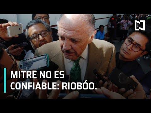 Riobóo: AMLO no buscará a MITRE para proyecto del nuevo aeropuerto - Despierta con Loret