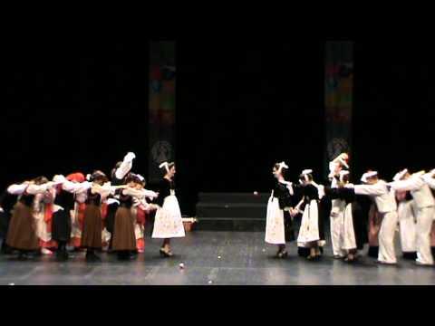 Danserien Bro Kleguerec  - Dans 2012