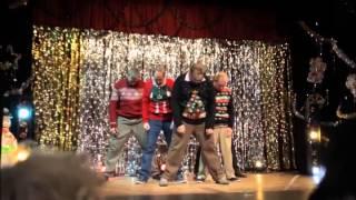 Новогодний дапстеп от пенсионеров. Реально классное видео(Реально классное видео, танцуют, да под такую музыку., 2015-01-05T14:09:36.000Z)
