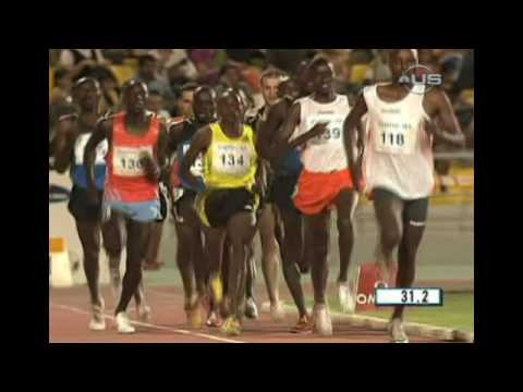 Choge edges Keitany for 1500m win from Universal Sports