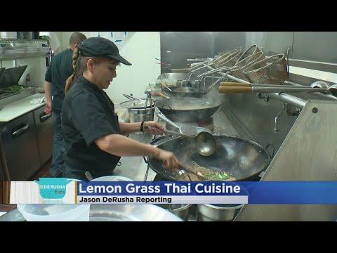 DeRusha Eats: Lemon Grass Thai In Brooklyn Park