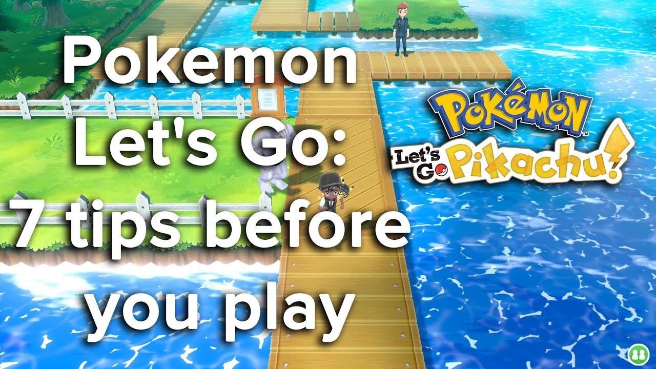 Pokemon Let's Go Rare Spawns: where to find super rare