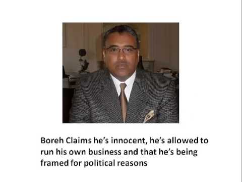 Abdourahman Boreh Is Being Sued by Djibouti for Tens of Millions of dollars