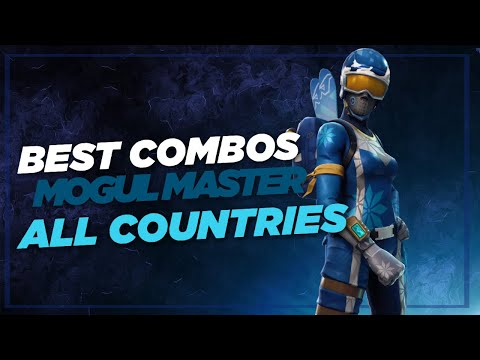 Best Combos | Mogul Master | Fortnite Skin Review