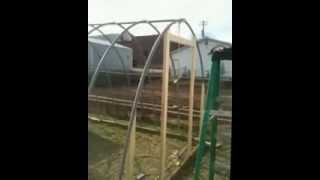 How To Make A Pvc Greenhouse Cheap!